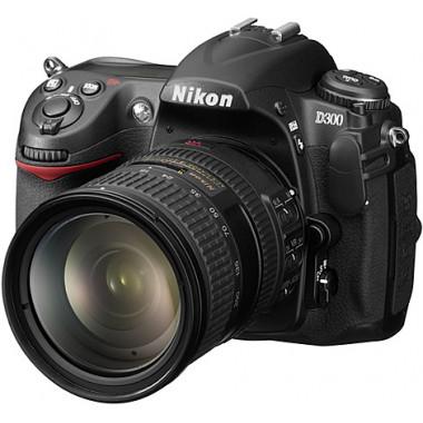 Камера Nikon D3000 Kit 18-55mm VR